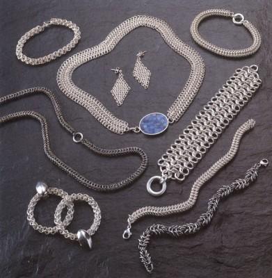 Плетение кольчуги своими руками