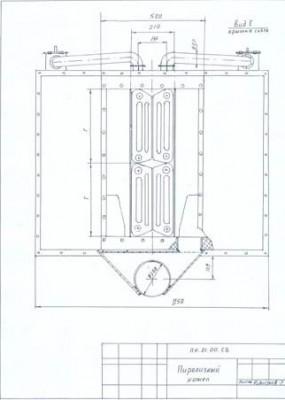 дистрибютинг: пиролизный котел своими руками для теплиц.