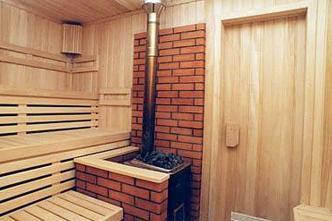 Строим баню на даче своими руками
